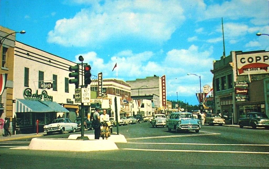 "Car Part Pro >> Postcard: Chilliwack, BC, 1958 | ""Chilliwack, B.C."" Post Car… | Flickr"