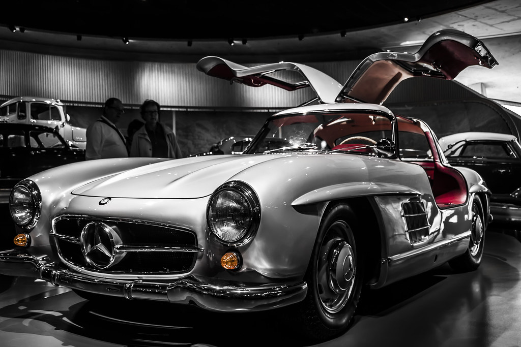 1954 mercedes benz 300 sl gullwing big ashb flickr. Black Bedroom Furniture Sets. Home Design Ideas