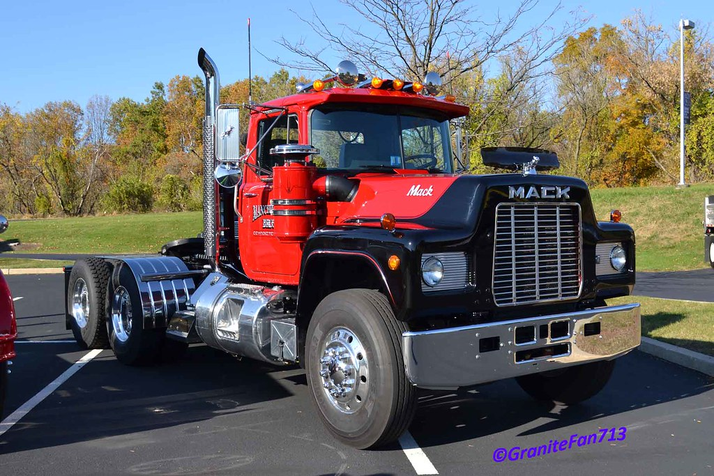 Mack R-Model Tractor | Trucks, Buses, & Trains by ...