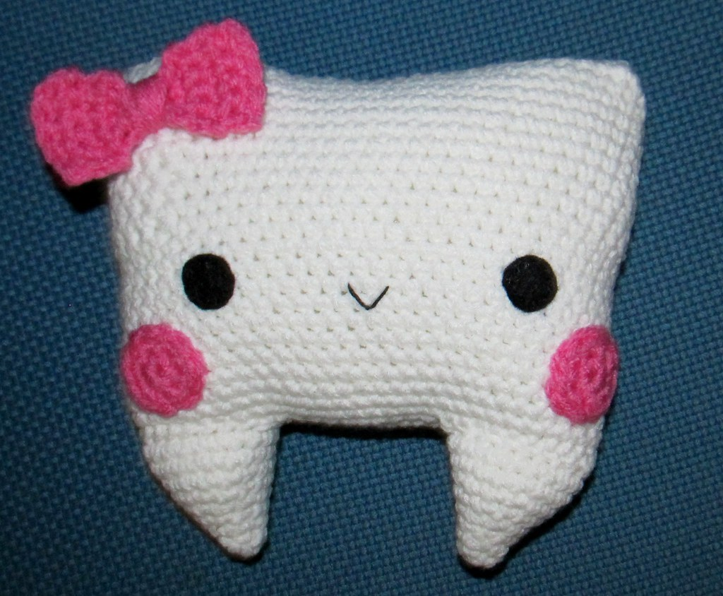 Tooth Fairy pillow Pattern in
