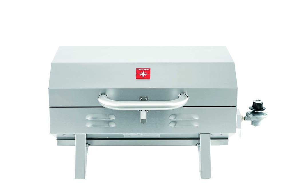 stainless steel table top grill