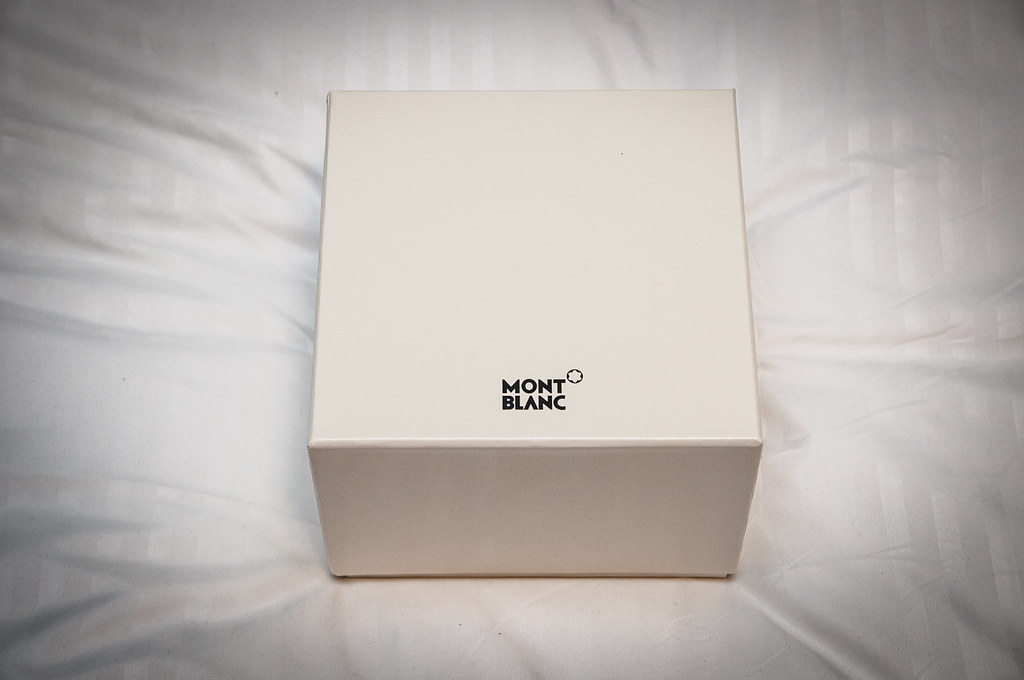 montblanc box