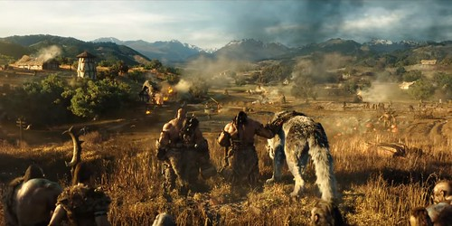 Warcraft - screenshot 1