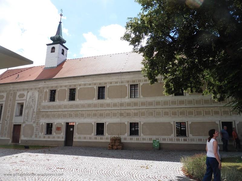 Bürgerspital mit Museum, Poysdorf