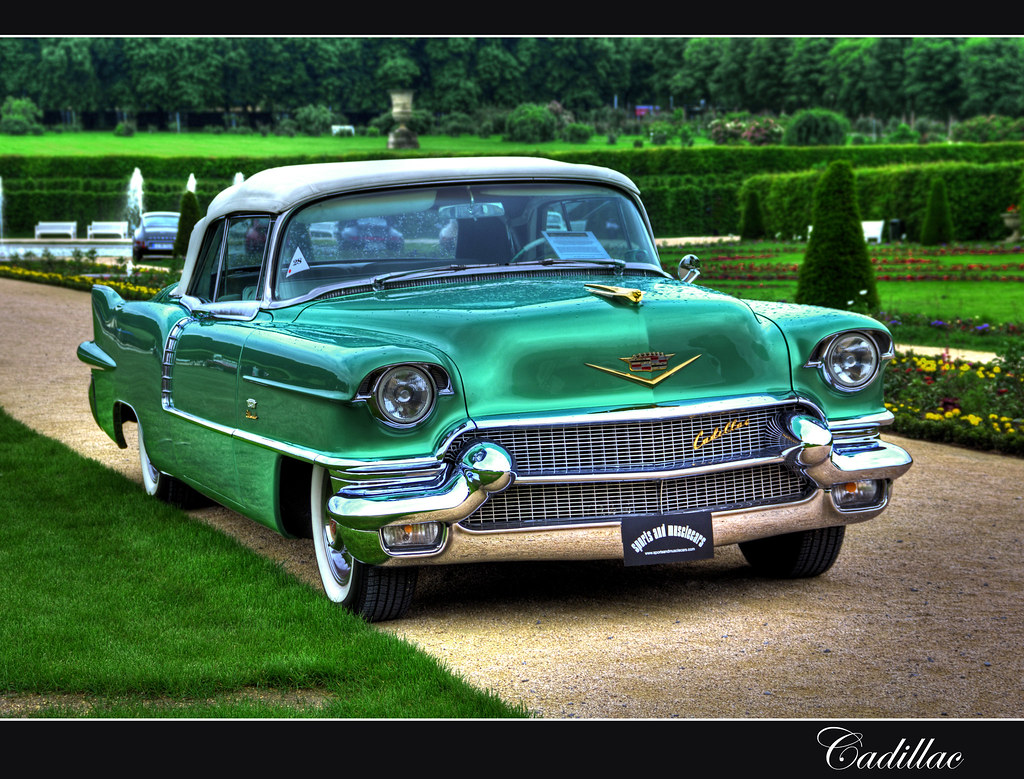 Cadillac Classic Cars Collection