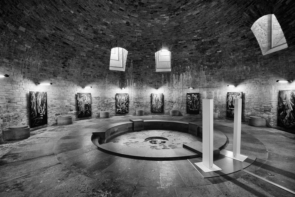 Wewelsburg Crypt 2013 The Crypt In The North Tower The