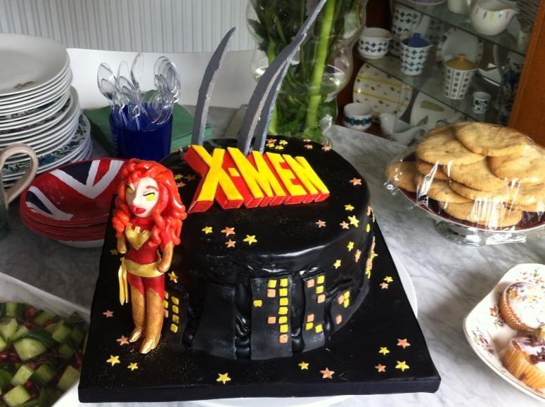 Wolverine Cake Pan