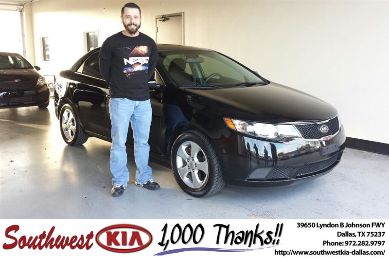 Thank You To Steven Kight On Your New 2010 Kia Forte Fro Flickr
