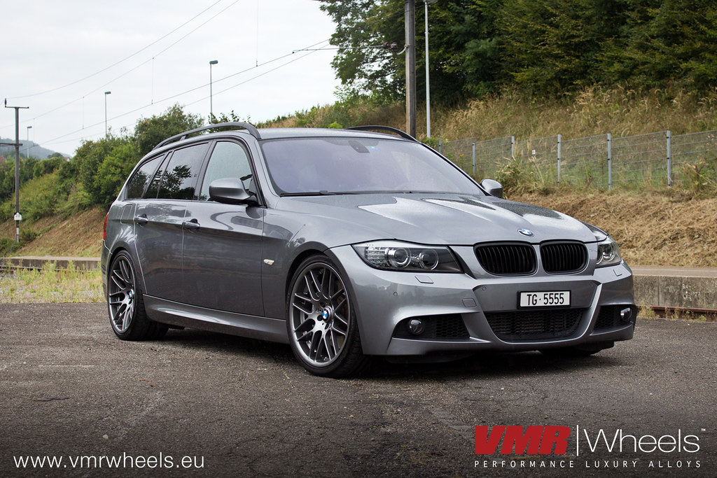 E91 BMW VMR Wheels