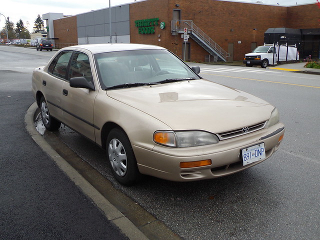 96 Toyota Camry : Toyota camry dx plus flickr photo sharing