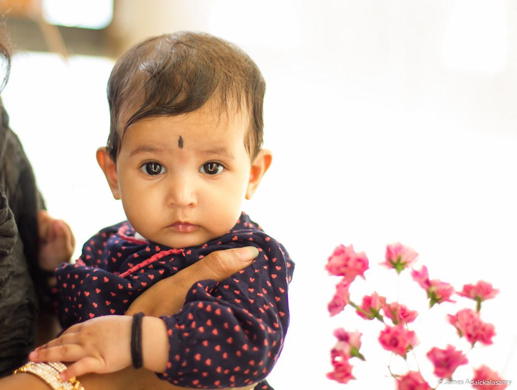 Cute Indian Baby Girl | Model Release - 173.1KB