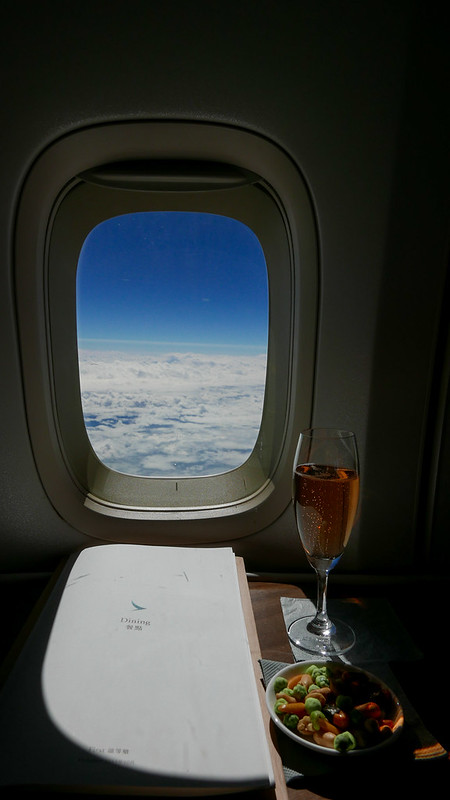 27418954073 be0dfcfa95 c - REVIEW - Cathay Pacific : First Class - Tokyo Haneda to Hong Kong (B747)