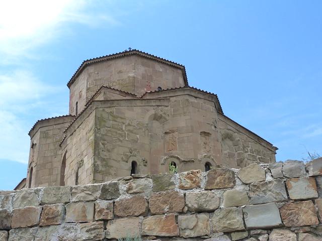 Iglesia de Jvari (Georgia)