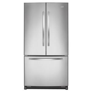 Kenmore Elite 24 8 Cu Ft Frenchdoor Refrigerator W Accel