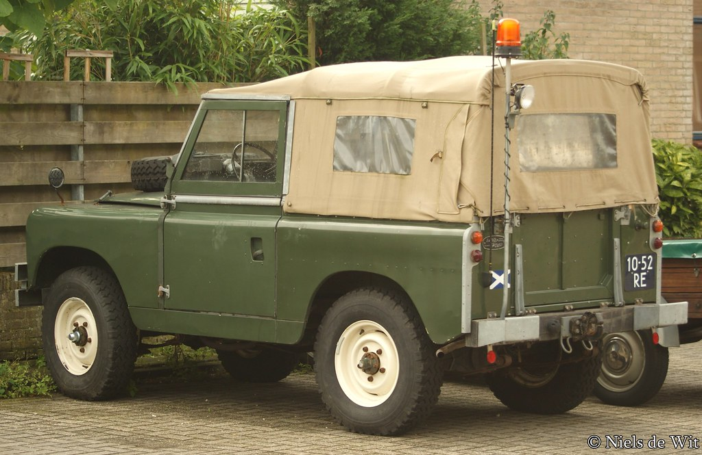 1964 land rover 88 pick up 10 52 re spinozastate ede. Black Bedroom Furniture Sets. Home Design Ideas