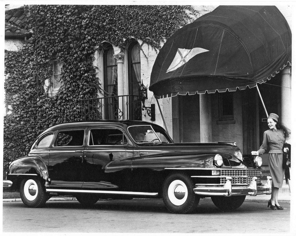 1948 Chrysler Crown Imperial Limousine   Alden Jewell   Flickr