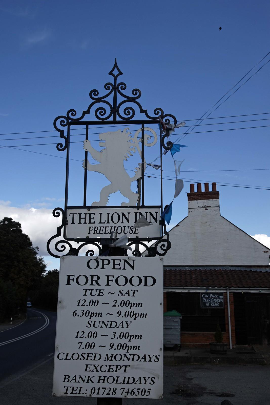 Lion Inn Little Glemham