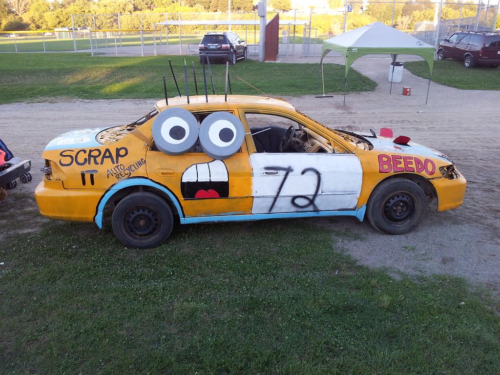 Derby Car Paint Jobs