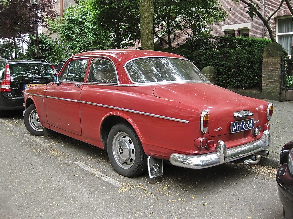 1968 Volvo Amazon P122s B18 Gt Overdrive Designed By Jan