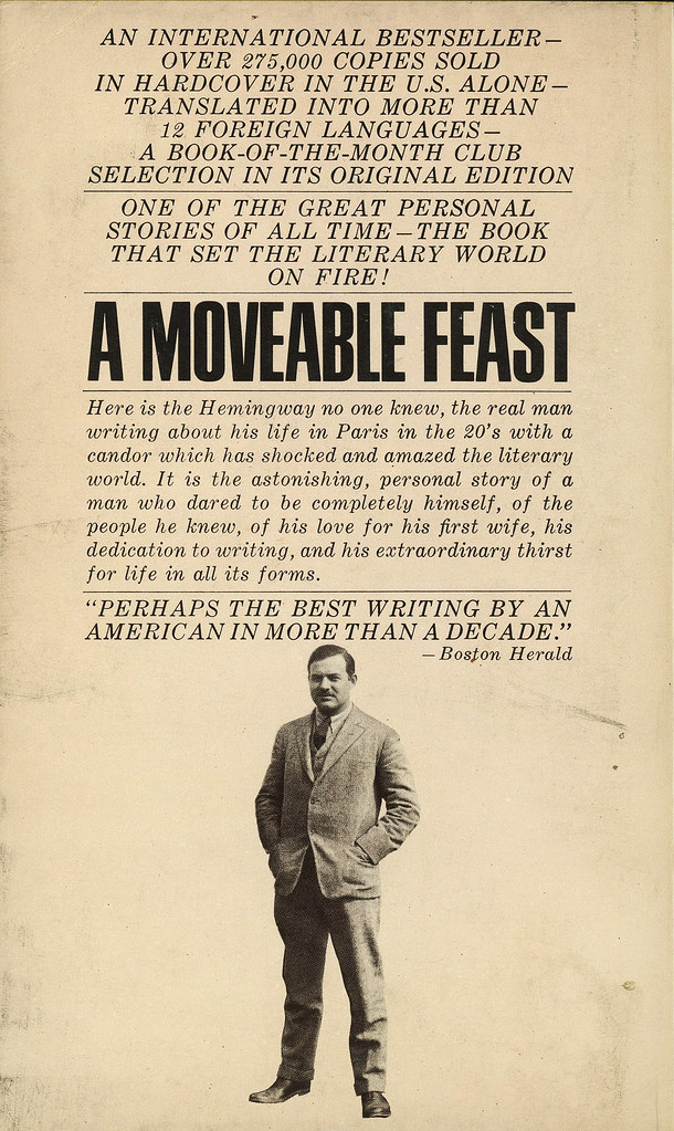 ernest hemingway life goes on for a restless man Racing: the restless life of michael lowenbaum michael lowenbaum has it all what's he still chasing.