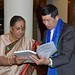 Meeting with Margaret Alva, the Governor of Rajasthan