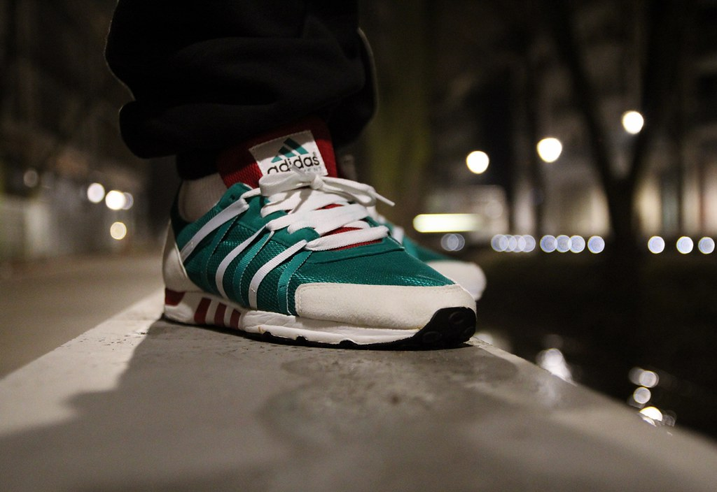 Adidas Equipment Racing 93