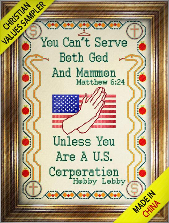 Hobby Lobby Christian Crafts