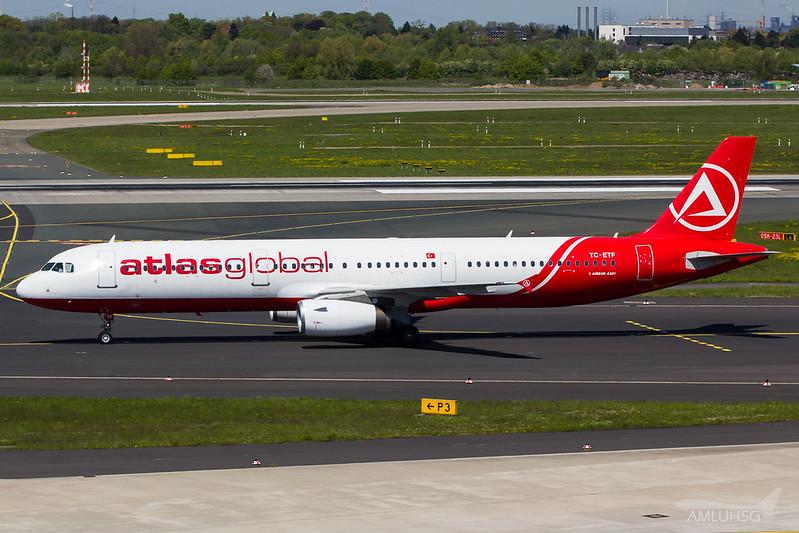 Atlas Global - A321 - TC-ETF (1)