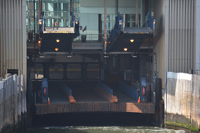 ferry ramps