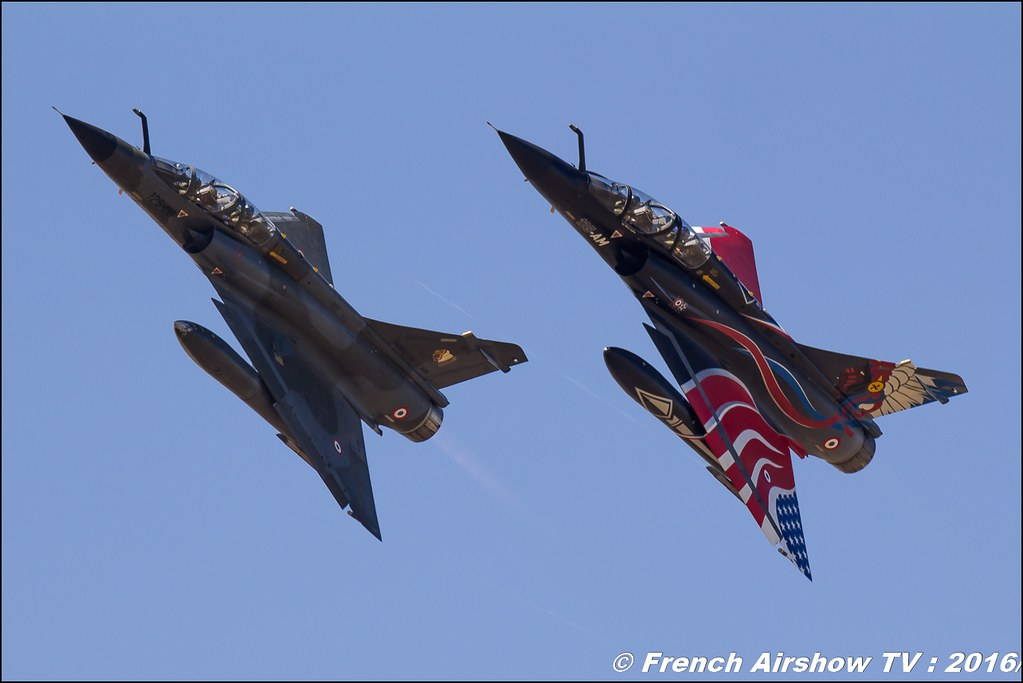 Ramex Delta 2016 , Mirage 200N ,Escadron de chasse 2/4 La Fayette ,Ramex Delta Tactical Display , Meeting de l'air ba-125 Istres , Fosa , Meeting Aerien 2016