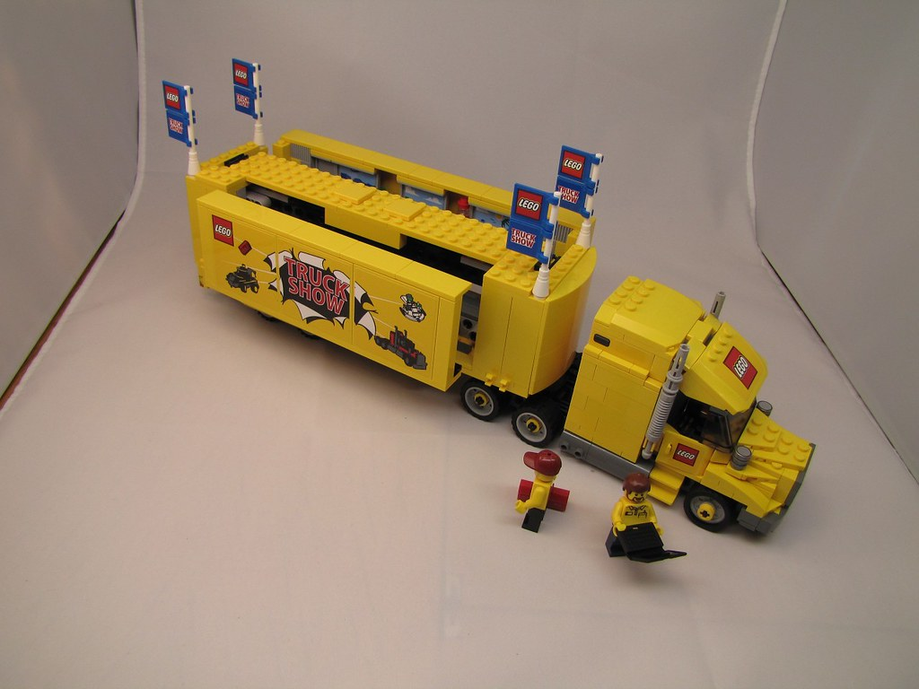 Lego Set To Build A Truck