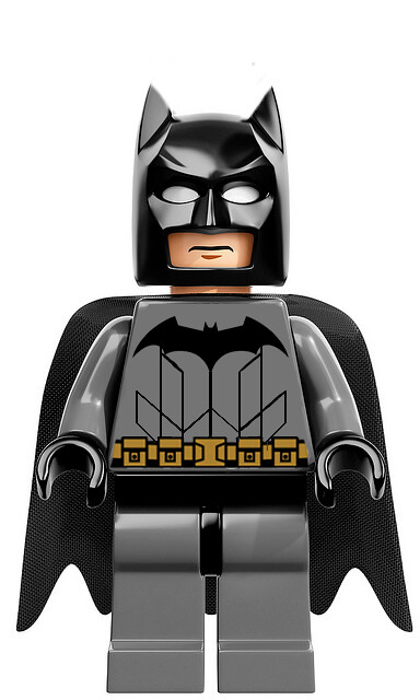 LEGO Batman (New 52) Custom Minifigure | Just another ...
