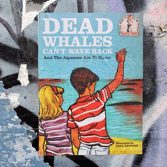 "Z Newtown ""Dead whales can'..."