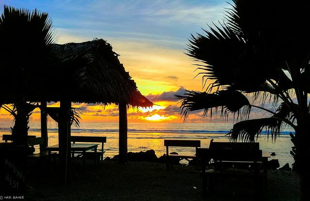 Tropical Tranquility | Nauru | Nauru is an island country ...