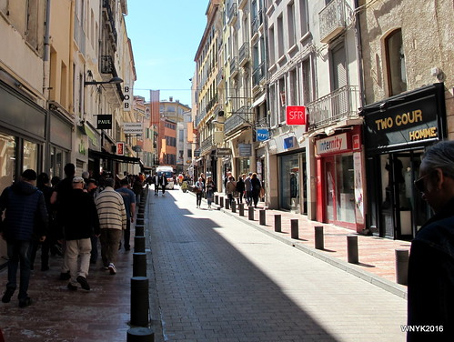 Streets of Perpignan