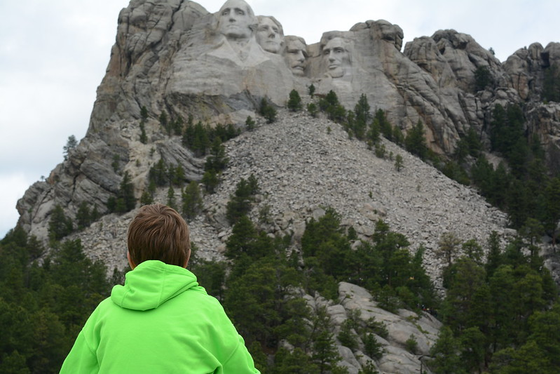 Day 4: Mt Rushmore