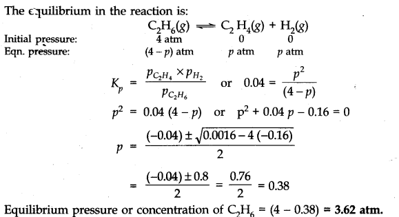 NCERT Solutions Class 11 Chemistry Chapter 7 – Download PDF