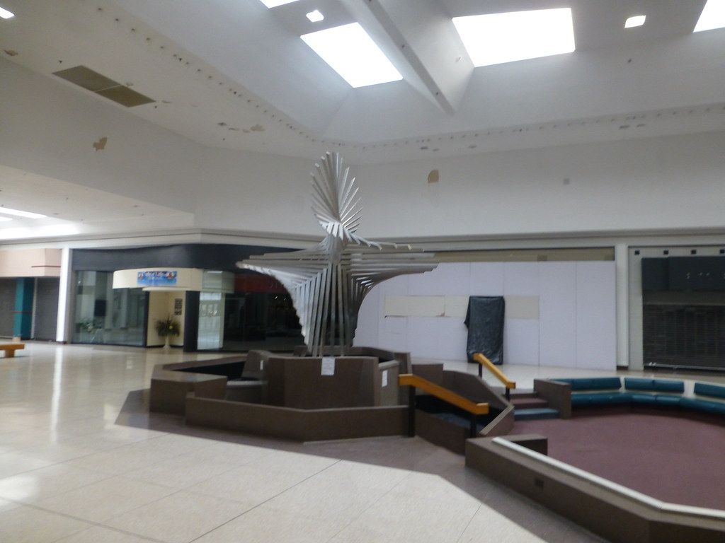 Euclid Square Mall in Euclid | Some of my older interior ...