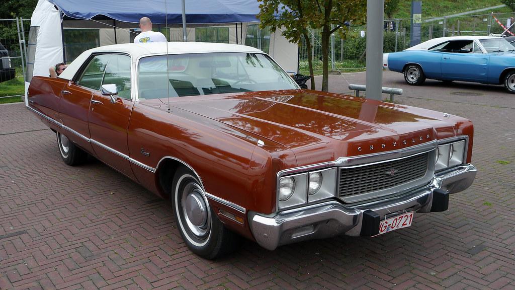 Chrysler Newport 1973 1973 Chrysler Newport