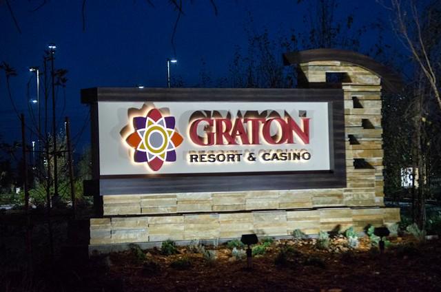 Casino graton address