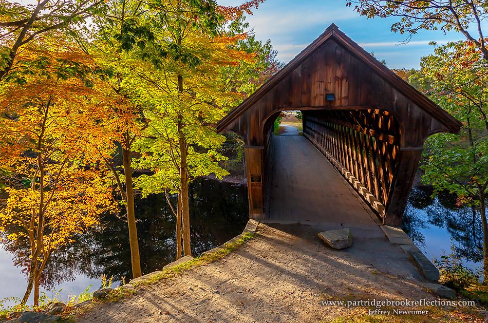 Henniker Bridge, Twili...