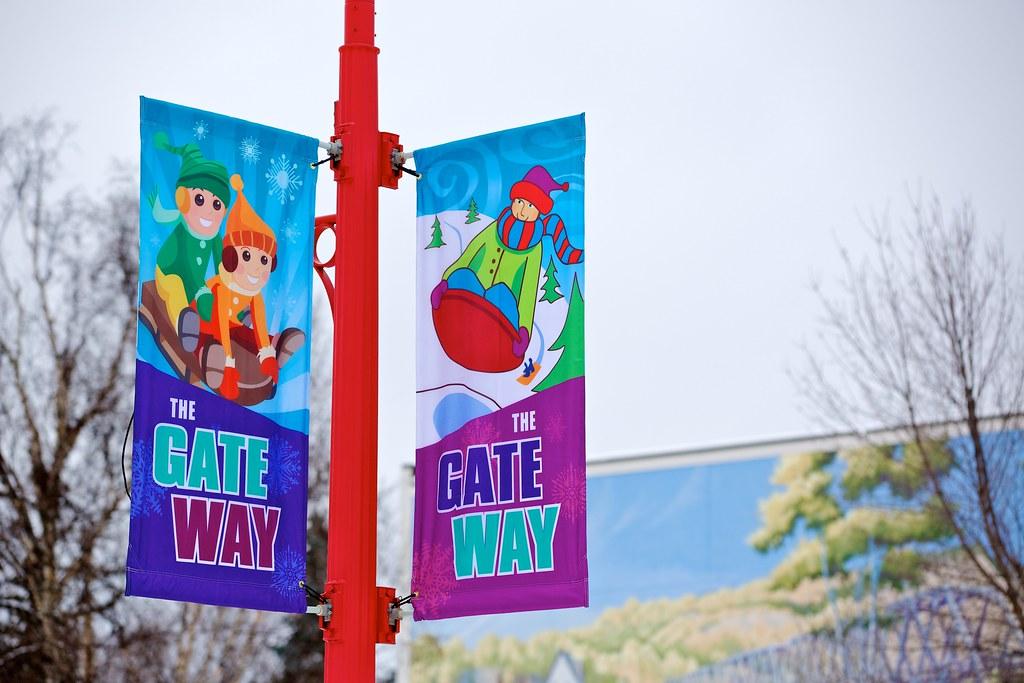 Gateway Banners English Royal Banners