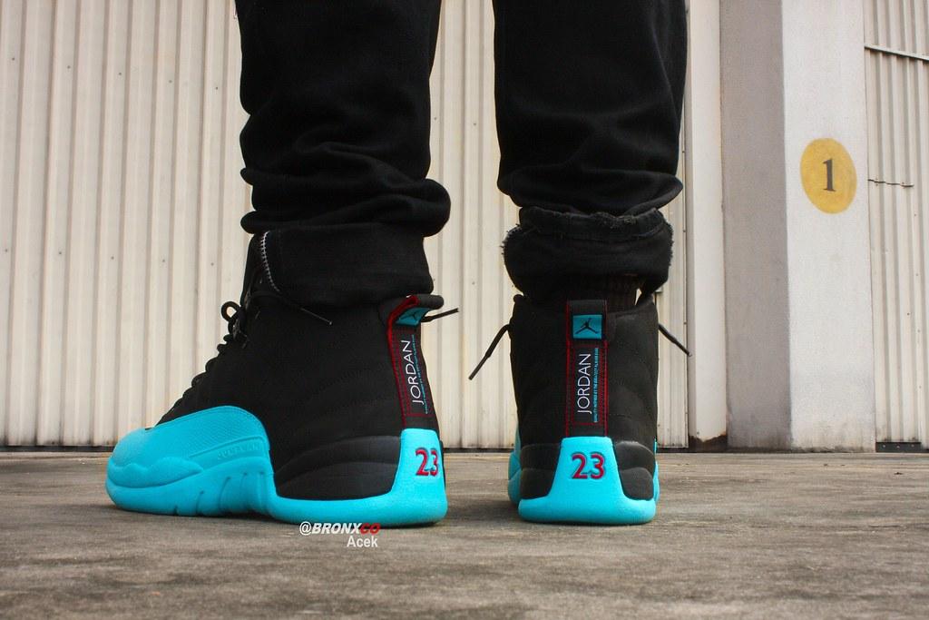 air jordan 12 gamma blue