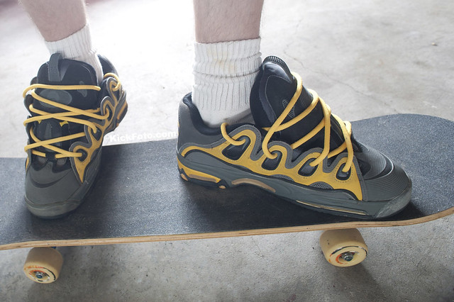 Black Skate Shoes Australia