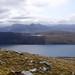 Across Loch Fannaich to Strath Bran
