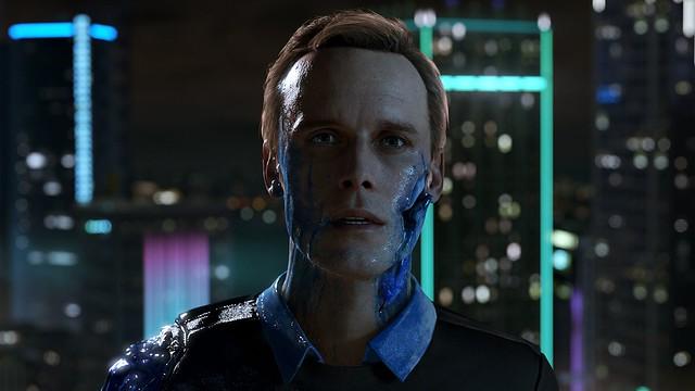 E3-трейлер Detroit: Become Human