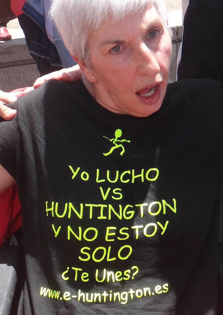 Huntington en la puerta del sol siempre pasan cosas hoy for Puerta del sol hoy