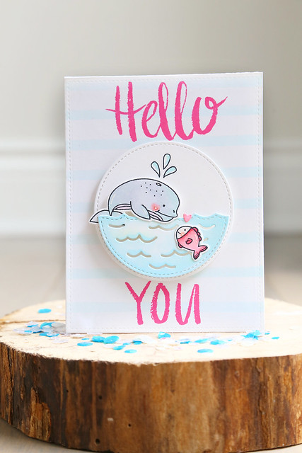 hello you! {neat and tangled release week}