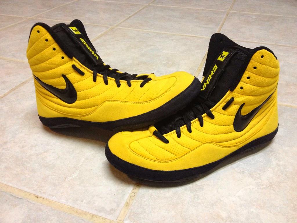 Nike Sample Wrestling Shoes