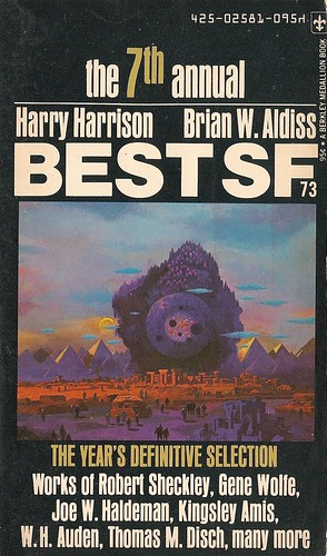 Harry Harrison & Brian W. Aldiss - The 7th Annual Best SF 73 (Berkley 1974)